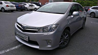 Toyota Sai, 2011