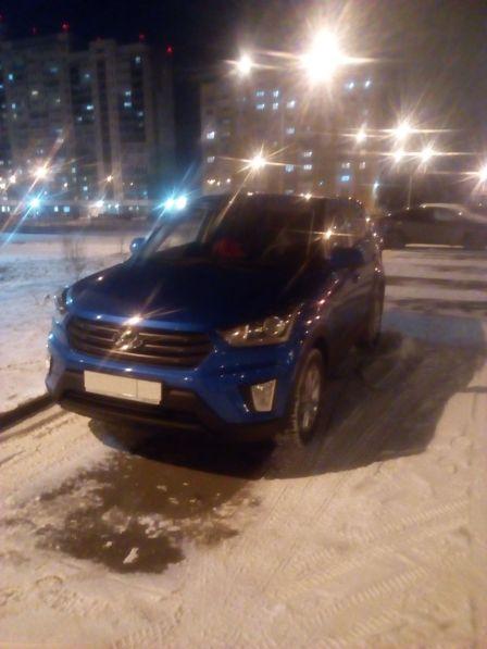 Hyundai Creta 2019 - отзыв владельца