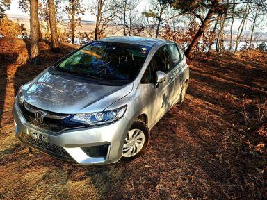 Honda Fit 2016 отзыв автора | Дата публикации 14.05.2020.