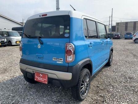 Suzuki Hustler 2015 - отзыв владельца