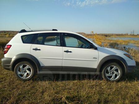 Pontiac Vibe 2002 - отзыв владельца