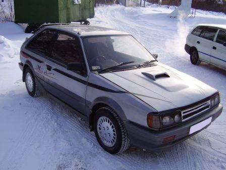 Mazda Familia 1987 - отзыв владельца