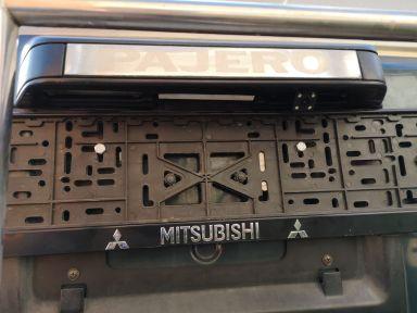 Mitsubishi Pajero 1995 отзыв автора   Дата публикации 21.05.2020.