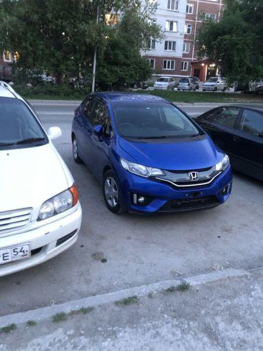 Honda Fit 2014 отзыв автора | Дата публикации 22.05.2020.