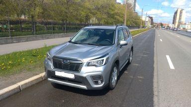 Subaru Forester 2019 отзыв автора | Дата публикации 23.05.2020.