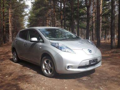 Nissan Leaf 2011 отзыв автора | Дата публикации 23.05.2020.