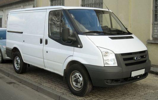 Ford Transit 2013 - отзыв владельца