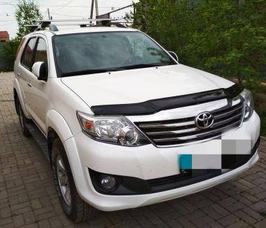 Toyota Fortuner, 2015