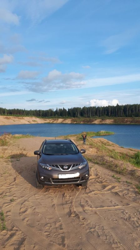 Nissan Murano 2015 - отзыв владельца