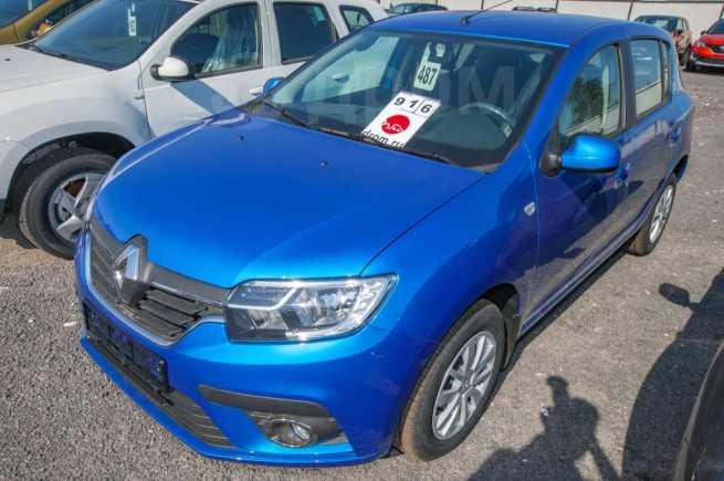 Renault Sandero, 2020 год, 746 000 руб.