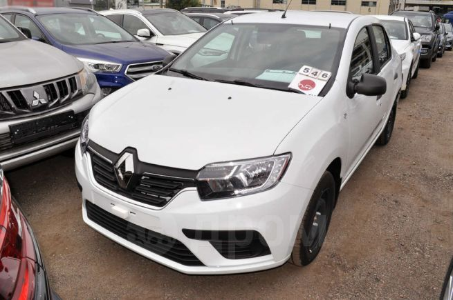 Renault Logan, 2019 год, 734 990 руб.