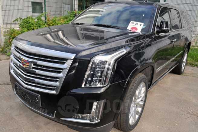 Cadillac Escalade, 2019 год, 8 150 000 руб.