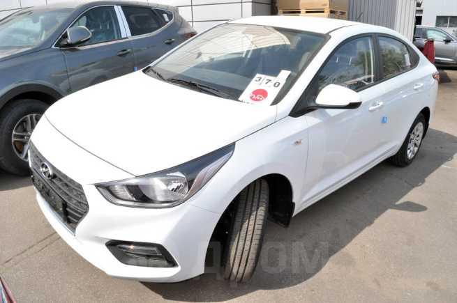 Hyundai Solaris, 2020 год, 894 000 руб.