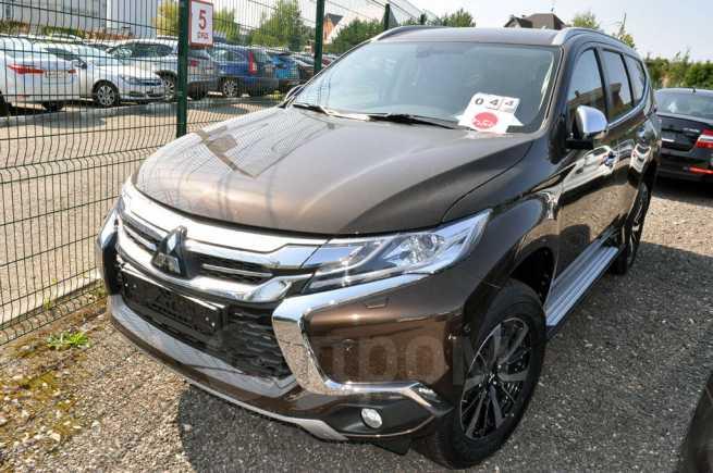Mitsubishi Pajero Sport, 2019 год, 2 676 000 руб.