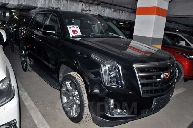 Cadillac Escalade, 2019 год, 6 090 000 руб.