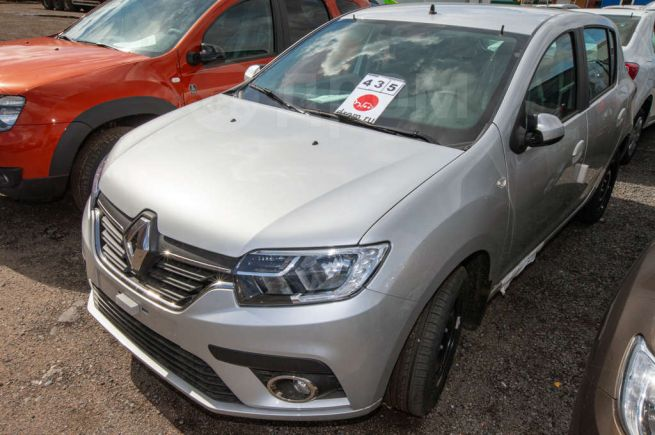Renault Sandero, 2020 год, 796 000 руб.