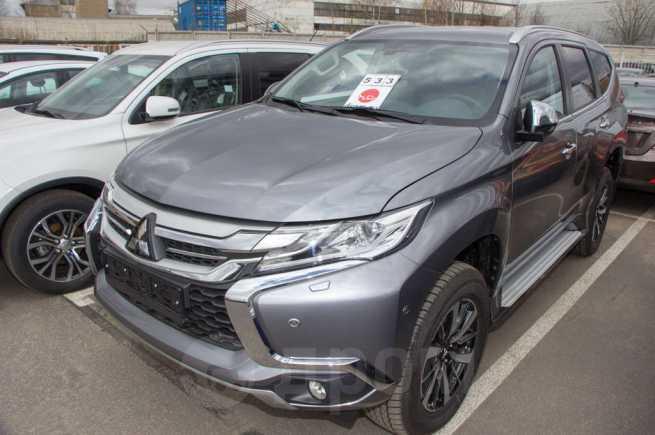 Mitsubishi Pajero Sport, 2019 год, 3 176 000 руб.