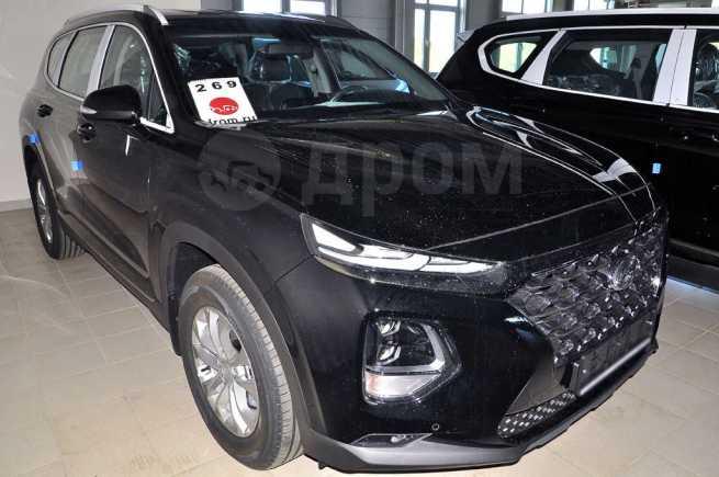 Hyundai Santa Fe, 2019 год, 2 284 000 руб.