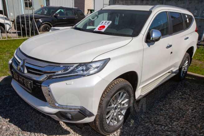 Mitsubishi Pajero Sport, 2019 год, 2 944 000 руб.