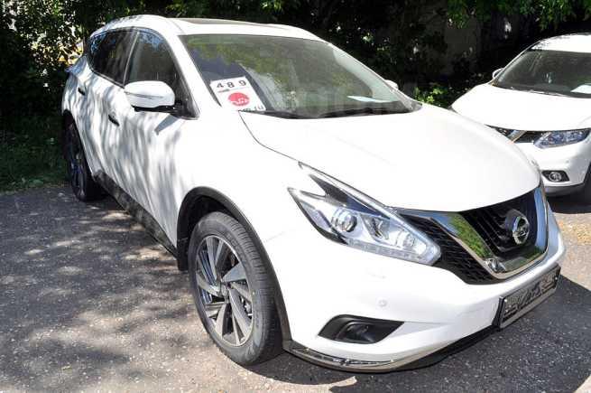Nissan Murano, 2020 год, 3 304 000 руб.