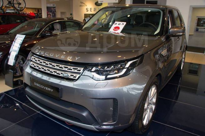 Land Rover Discovery, 2020 год, 6 412 000 руб.