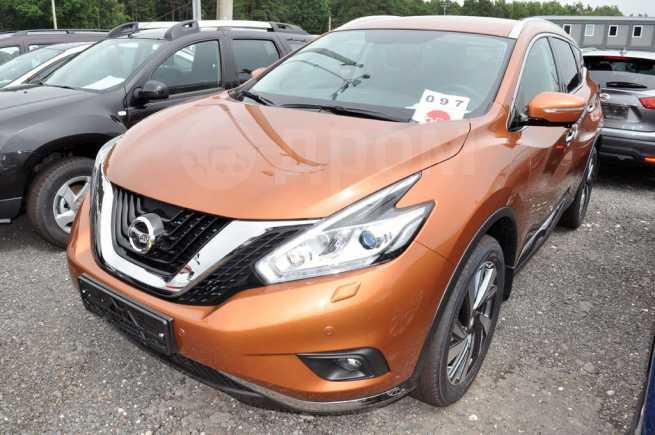 Nissan Murano, 2019 год, 3 069 000 руб.