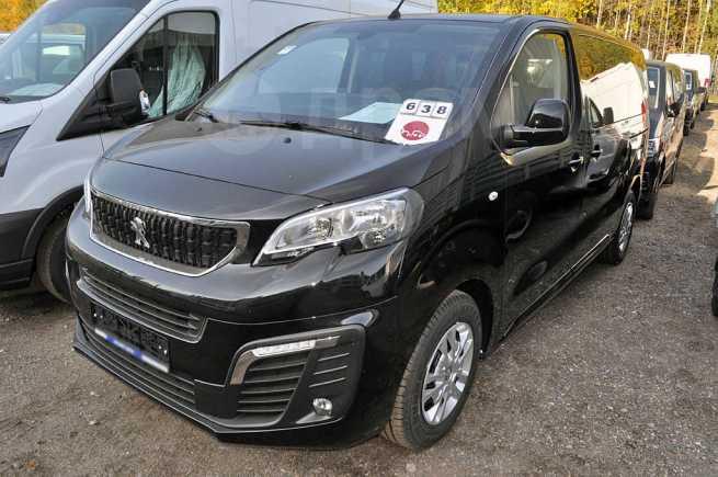 Peugeot Traveller, 2019 год, 2 539 900 руб.