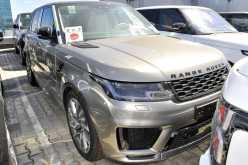 Москва Range Rover Sport