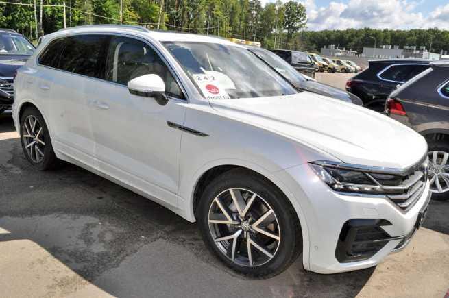 Volkswagen Touareg, 2019 год, 5 297 000 руб.