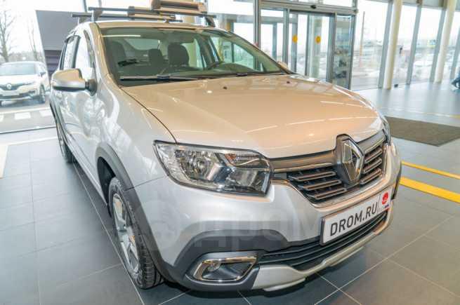 Renault Logan Stepway, 2020 год, 922 000 руб.