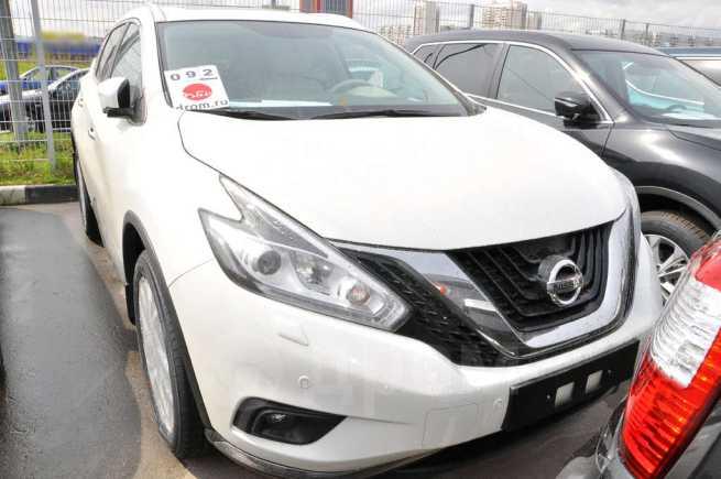 Nissan Murano, 2019 год, 3 308 265 руб.