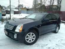 Александров Cadillac SRX 2008