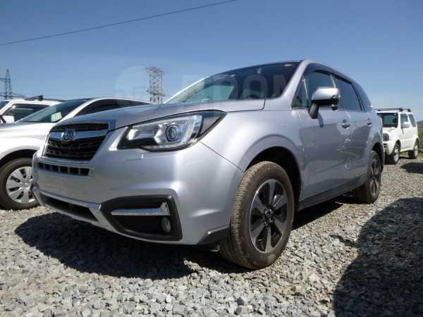 Subaru Forester, 2017 год, 1 410 000 руб.