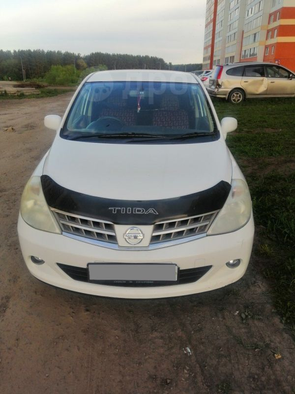 Nissan Tiida Latio, 2010 год, 399 000 руб.