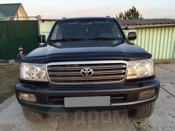 Toyota Land Cruiser, 2004 год, 1 380 000 руб.