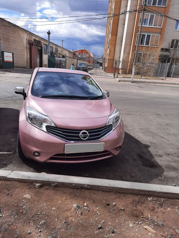 Nissan Note, 2014 год, 509 999 руб.