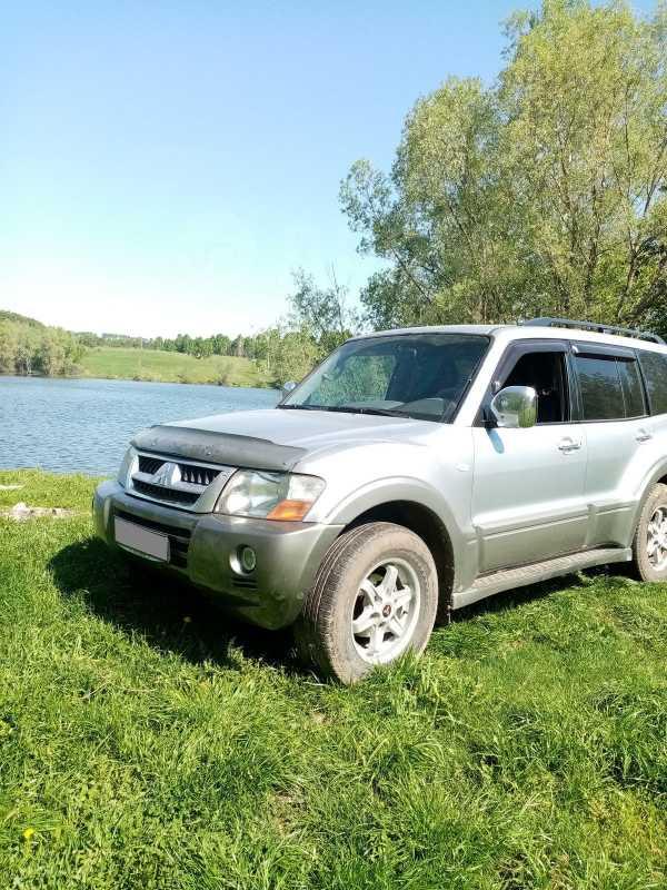 Mitsubishi Pajero, 2004 год, 607 000 руб.