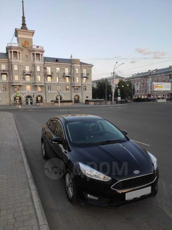 Ford Focus, 2018 год, 855 000 руб.