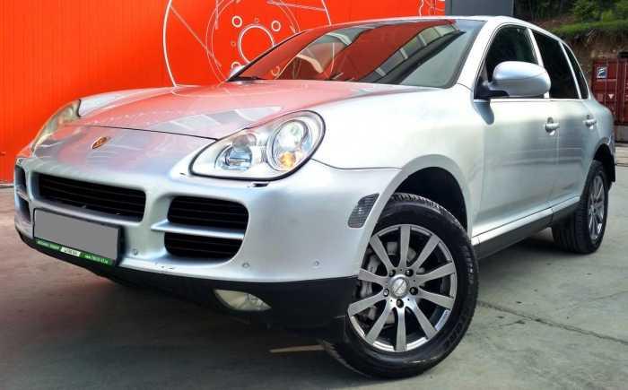 Porsche Cayenne, 2004 год, 400 000 руб.