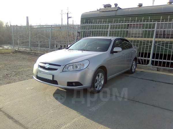 Chevrolet Epica, 2007 год, 365 000 руб.
