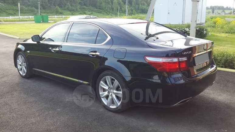 Lexus LS600hL, 2008 год, 1 800 000 руб.