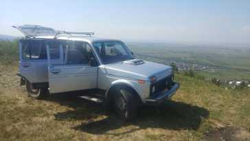 Саяногорск 4x4 2131 Нива 2011