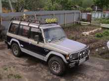 Москва Pajero 1988