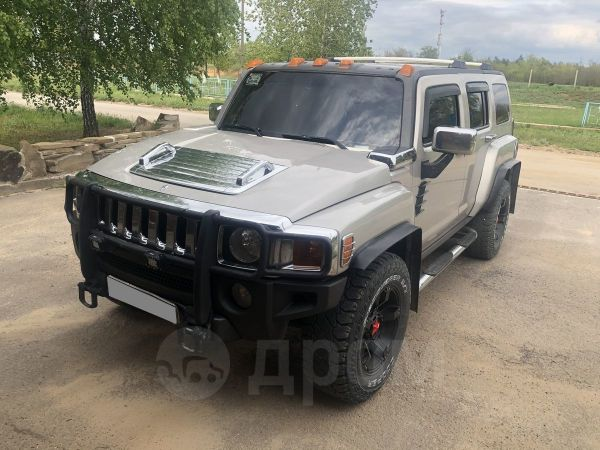 Hummer H3, 2005 год, 750 000 руб.