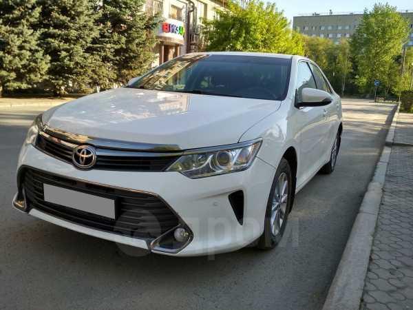 Toyota Camry, 2015 год, 1 185 000 руб.