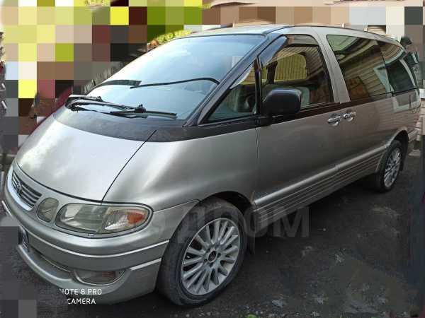 Toyota Estima Emina, 1999 год, 385 000 руб.