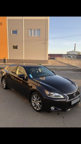 Красноярск GS250 2013