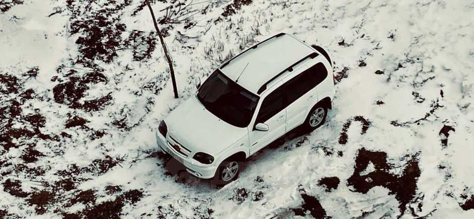 Chevrolet Niva, 2017 год, 500 000 руб.