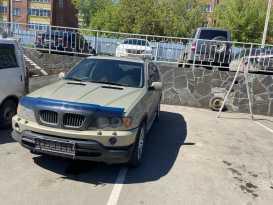 Иркутск BMW X5 1999