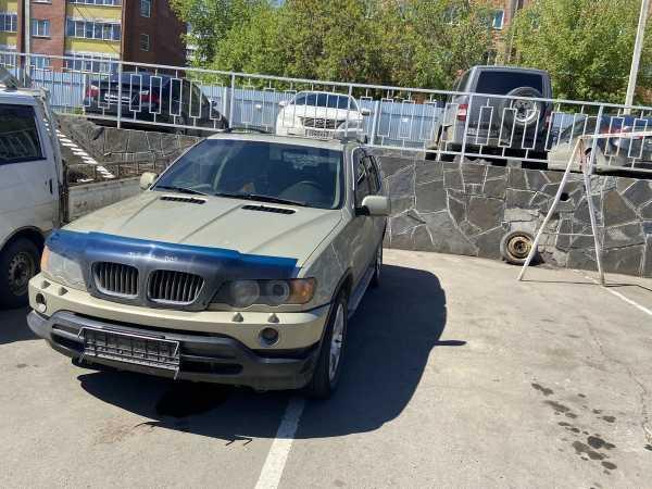 BMW X5, 1999 год, 390 000 руб.